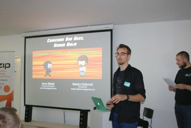 TVZ Mobile Challenge Cup: Timovi uspješno prezentirali svoje projekte