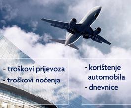 Kako obračunati troškove službenog puta u inozemstvo?