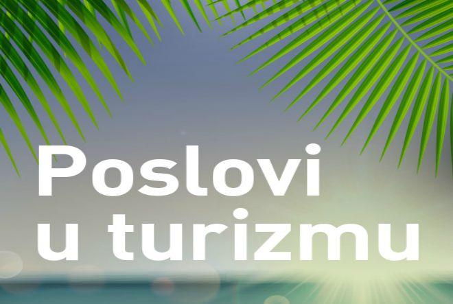 poslovi u turizmu