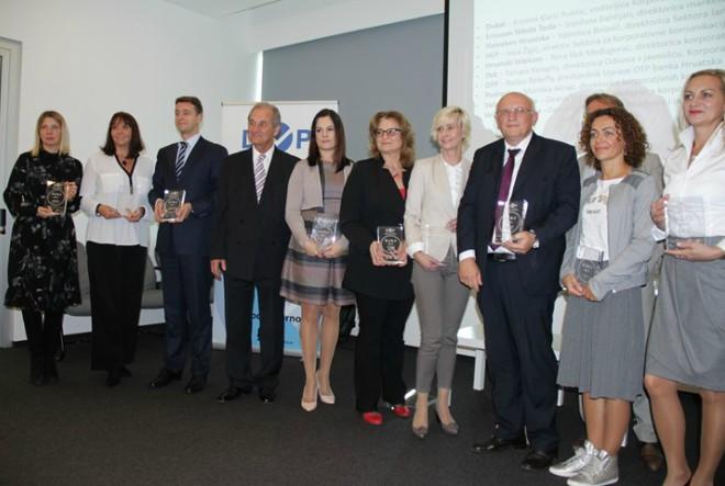 Tvrtkama dodijeljene nagrade 'Sjaj' za vidljivost i afirmaciju DOP-a