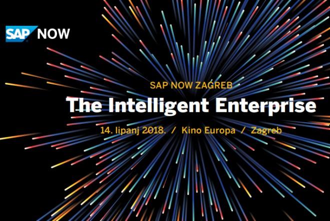 SAP NOW Zagreb 2018. otkriva zašto budućnost pripada inteligentnim tvrtkama