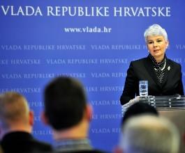 Premijerka odbacila povezanost MOL-ove ponude s mađarskim predsjedanjem