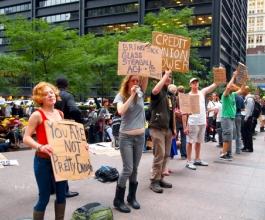 Vlasti u New Yorku žele maknuti prosvjednike iz parka. Razlog – higijena! [Galerija]