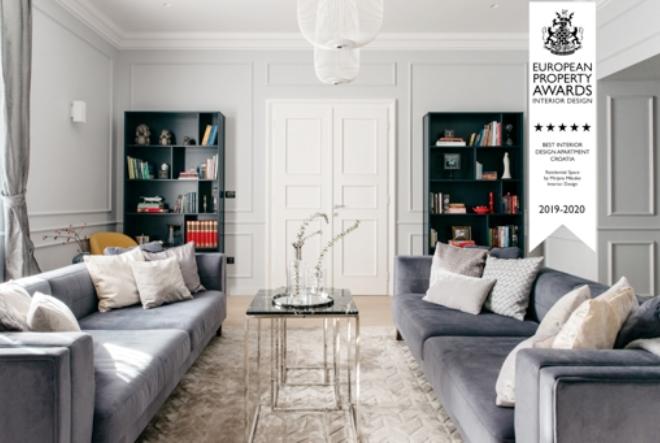 Dizajnerici interijera Mirjani Mikulec stiglo novo priznanje iz Londona